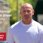 RT @BBCWales: Can @gareththomas14 turn first-time runners into marathon winners? New series - starts September on @BBCOne Wales!