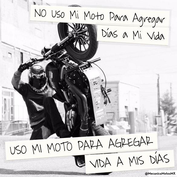 No es excusa, No es un lujo... Es una PASIÓN!!!!  #Moto #Bikers #Libertad http://t.co/3PHBCHNjoP