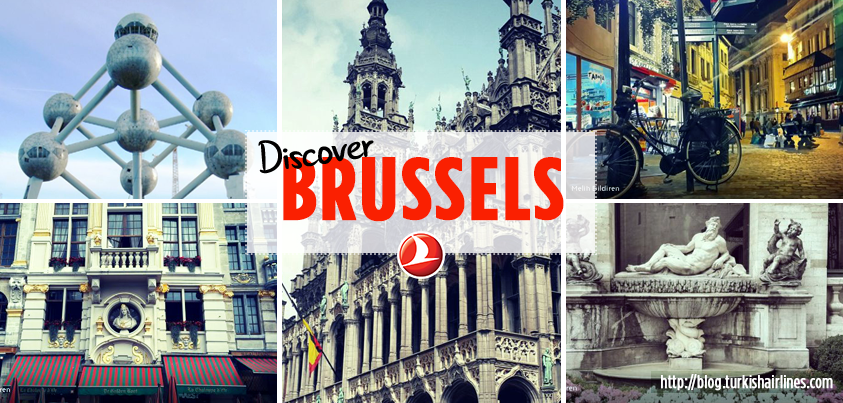 Take a journey along the streets of Brussels with Melih Bildiren in our Turkish Airlines blog: