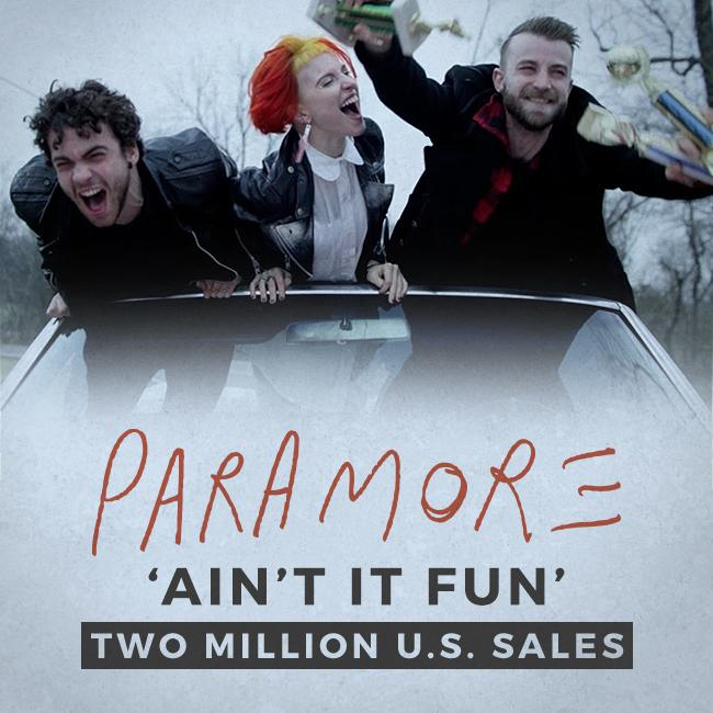 PARAMORE: Latest news, Breaking headlines and Top stories ...