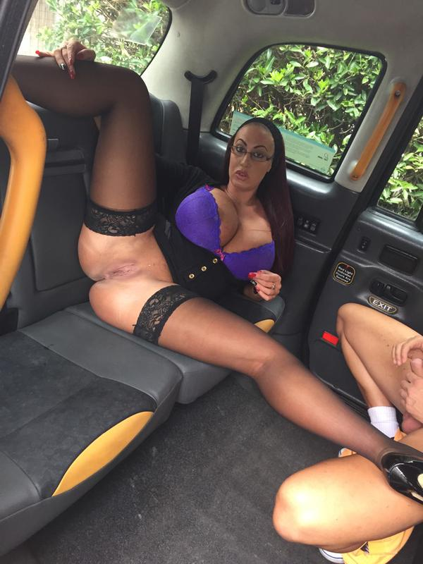 image Fake taxi thai masseuse with big tits works her magic