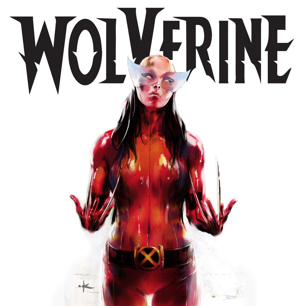 Check out @Kerongrantart's Hip-Hop variant for @Marvel's ALL-NEW #WOLVERINE.  12 down, 40+ to go in coming weeks. http://t.co/QHiorJE5EM