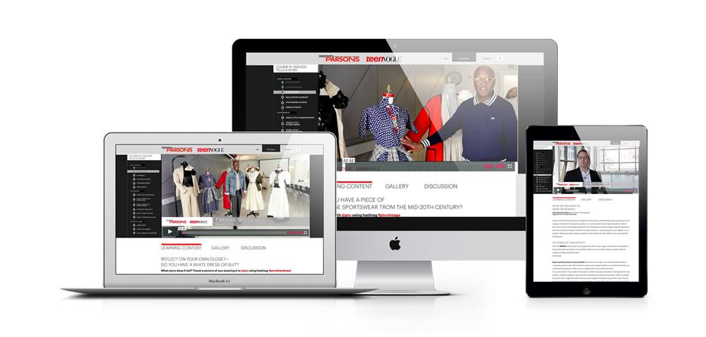 NEW Fashion Certificate from #ParsonsxTeenVogue:  Fashion Industry Essentials http://t.co/L8vtzIXN6R @TeenVogue http://t.co/b8AefevmGX