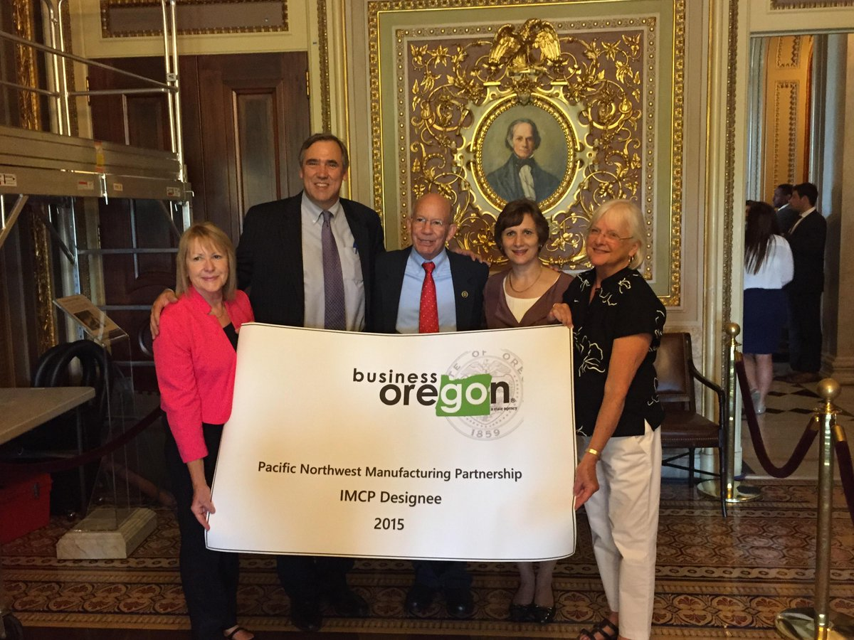 Big news for Oregon manufacturing! Great work @BusinessOregon! @RepBonamici @RepPeterDeFazio
