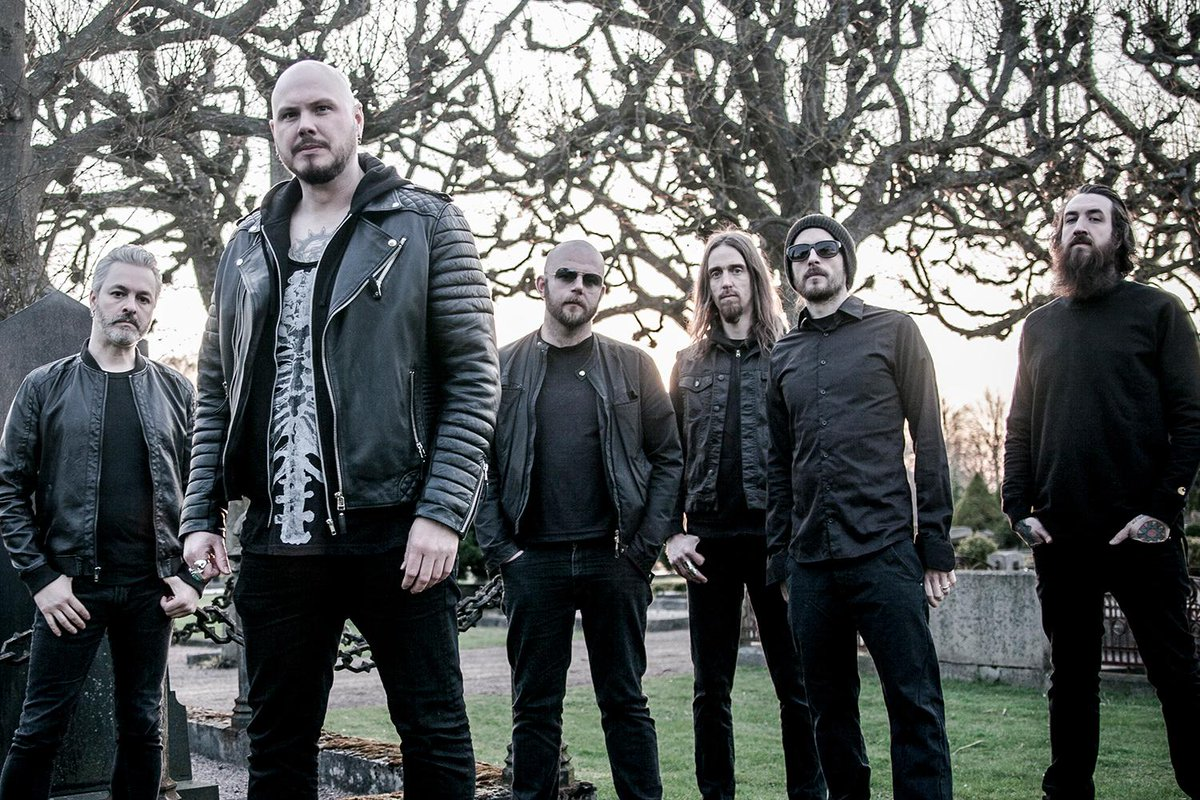 TRACK PREMIERE! @Soilwork reveal first single #TheRideMajestic at @billboard. Listen now at http://t.co/jjXnyOjlzf http://t.co/v8D3gLJysx