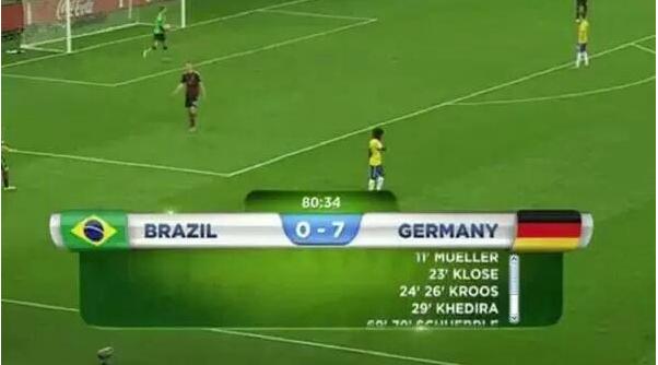 O dia em que a FIFA inaugurou a barra de rolagem... #7x1Day http://t.co/WzrnmnysYC
