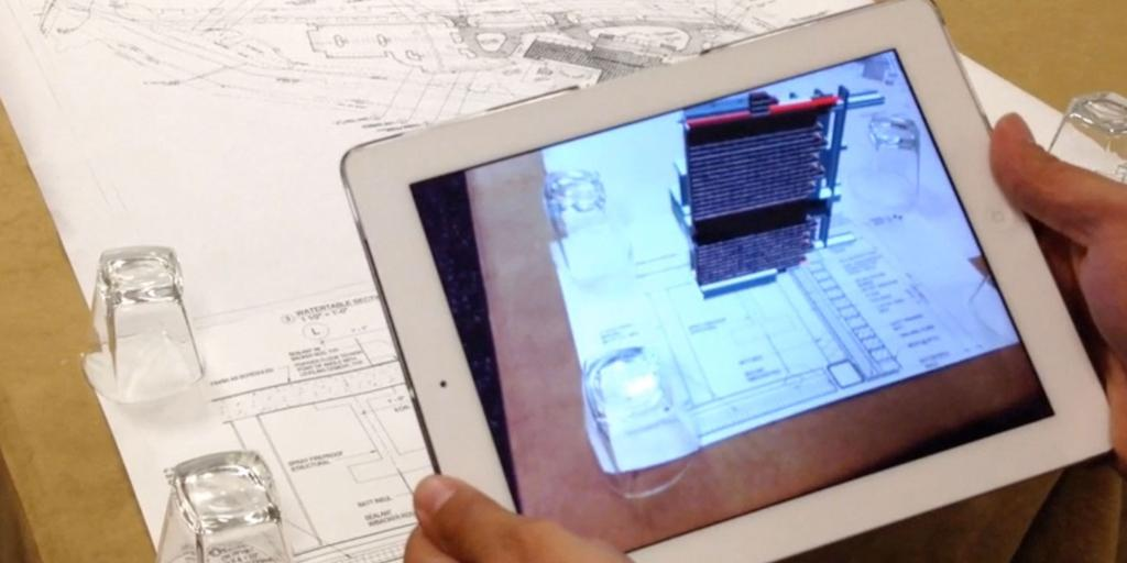 Learn how new tech Augmented Reality improves the work lives of architects & contractors http://t.co/UtlR31EQtE #AEC http://t.co/X5cCrZH4DU