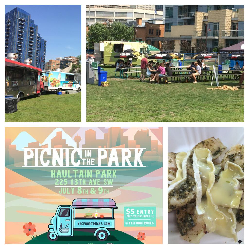 Beat the crowds come PARTY with the @yycfoodtrucks  @villagebrewery @ HaultainPark 14th Ave & 1st SW. Open 11-8 http://t.co/PAlJYLraJR