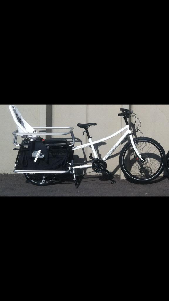 Started my @xtracycle build today thanks to @GreenMachCycles The kids are going to go nuts! http://t.co/tMrHoqomd4