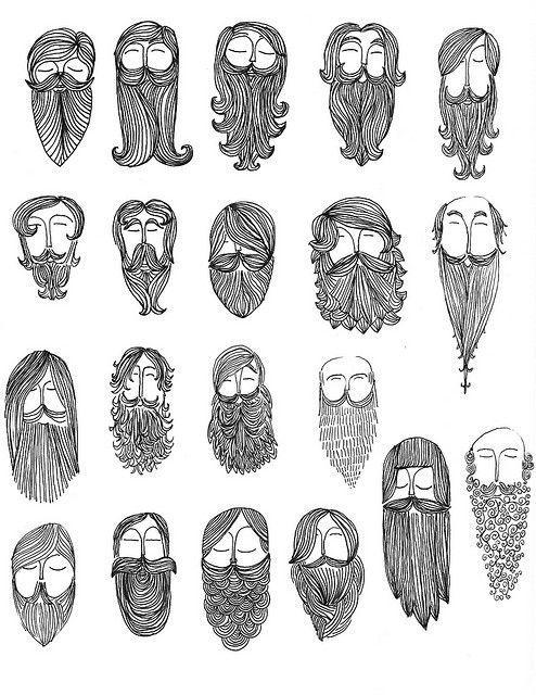 """""""Barbas de colorir"""", da @aliner! hahaha Visitem o post: http://t.co/rZdkdVeGLd http://t.co/DDoqtWQiX5"""