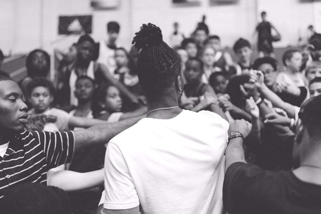 #ShumpCamp 2015 has come to an end and was a success. I appreciate the bros @I_Am_Iman & @KingQWinP for everything. http://t.co/imtd9ePriy