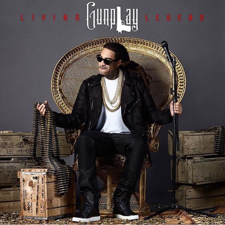 Album Cover To #LivingLegend by @GUNPLAYMMG Coming July 31st 2015 http://t.co/tIAg2eMoIp