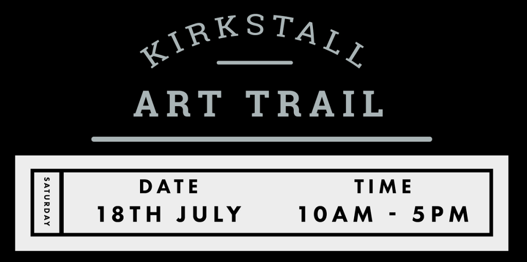 KIRKSTALL ART TRAIL 18TH JULY http://t.co/JgZ5b72vCD http://t.co/PwKGjROpyo