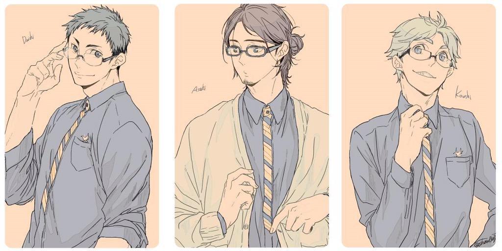今度出るシャツ可愛いなぁと思って描いてた筈が、眼鏡に神経注いでた代物。 http://t.co/v5dTbISCGQ