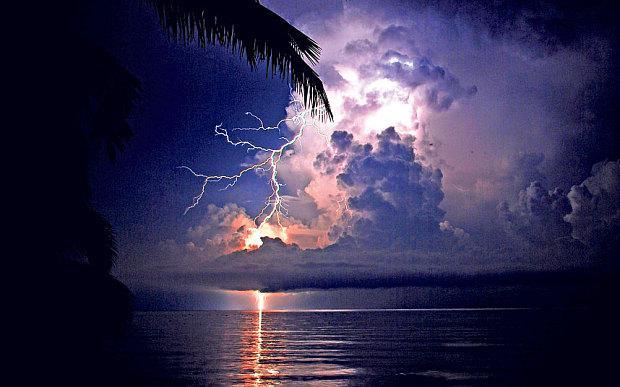 Catatumbo: Venezuela's everlasting lightning storm
