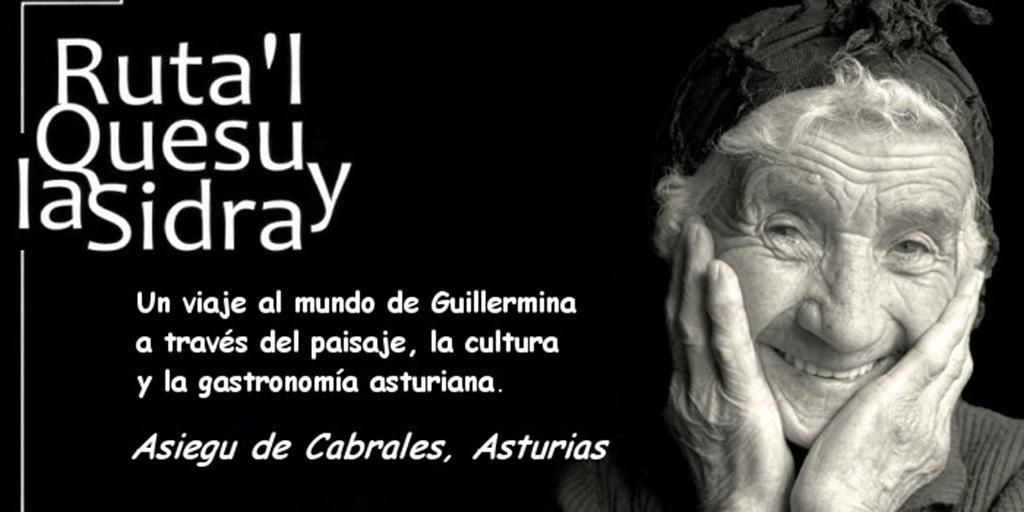 La tradición del queso #Cabrales vive gracias a mujeres como Guillermina. ¿Vienes a conocerla? http://t.co/1V6664rbMF http://t.co/HcxCzSWHzT