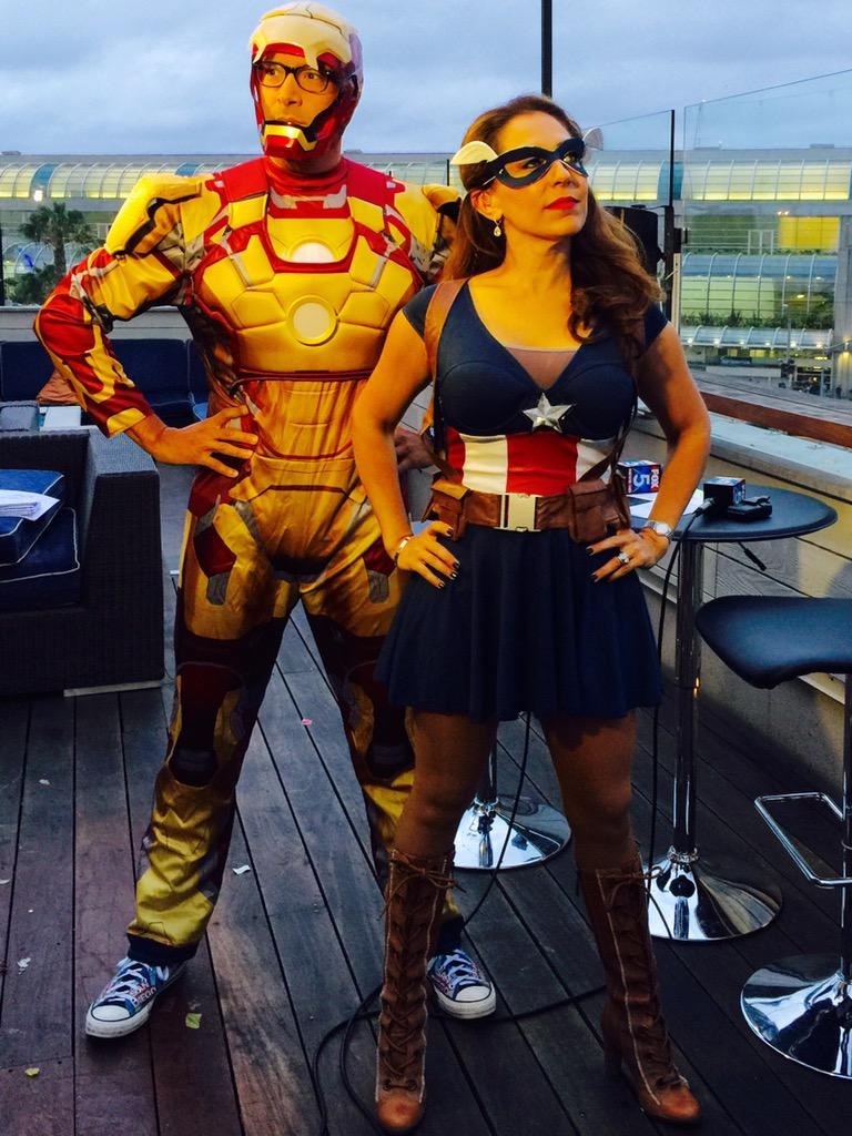Comic-con we are ready! @fox5sandiego @RaoulFOX5 @ChrissyFOX5 #SDCC #ComicCon2015 http://t.co/8gNpJLQ6QD