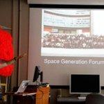 RT @AstroKitsune: #UnispaceIII birthplace of awesome @WorldSpaceWeek @SGAC @YurisNight presented @ISU_SSP by @lorettahidalgo #SSP15 http://…