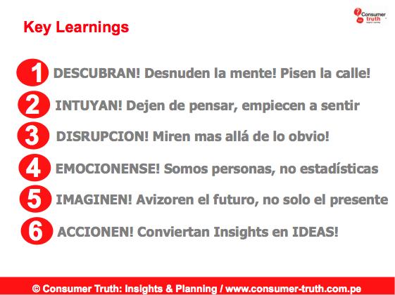 ¿Quieres aprender de insights? Este es el slide!  vía @cristinaq #CAMPmkt http://t.co/IUrLZzgHQt