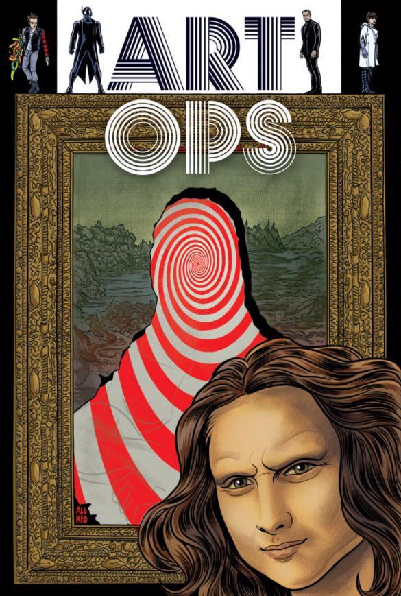 ART OPS! My new @vertigo_comics book with @AllredMD is a go! #ArtOps http://t.co/3qw4k2cI7b