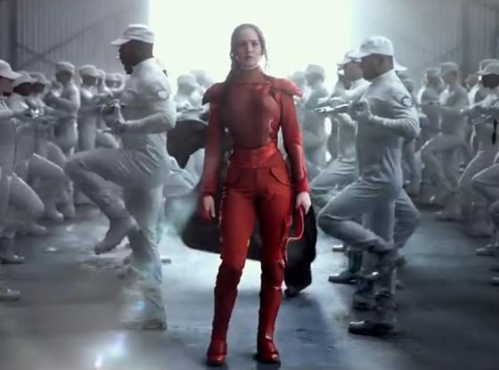 The Hunger Games: Mockingjay-Part 2 trailer premieres at SDCC--watch a teaser!