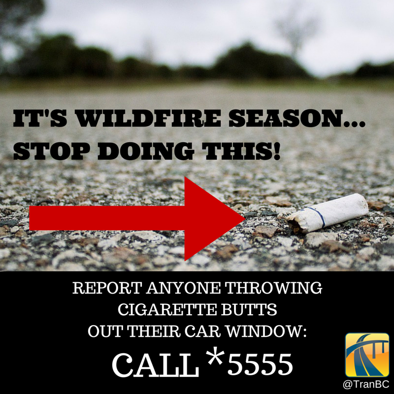 STOP doing this, please, and START reporting it. #bcwildfire http://t.co/FZXP1OZXMT