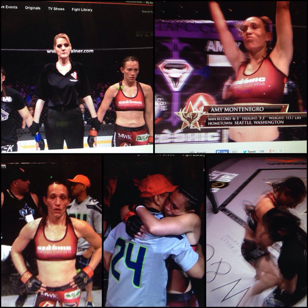 Always so proud of this girl here. What a warrior! @Amyresurrection  #InvictaFC13 http://t.co/4UGBc8UeWh