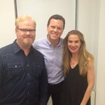 RT @jeanniegaffigan: Thank you @WillieGeist for the great time at @RobinHoodNYC with @JimGaffigan #gaffiganshow for PYT! http://t.co/OE80CO…