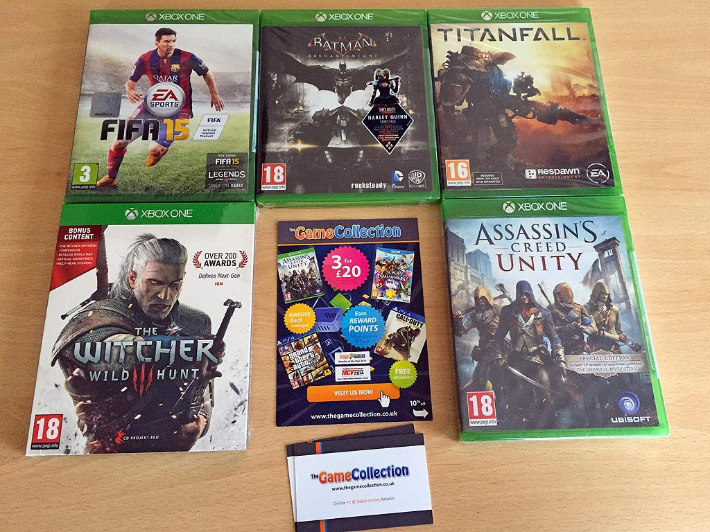 More 10th birthday celebrations! RT & follow to win these 5 Xbox One games! Winner @ 2pm 14/07/15 #giveaway http://t.co/LmVHQZLhxr