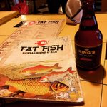 If you've not eaten at Fat Fish in Goa, you've no idea what you're missing out on! Yummylicious food!