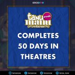 RT @TWMReturns: Today is our 50th day!  We're still playing 145 shows per day across 114 screens after collecting almost 151 Cr. :D http://…