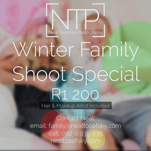 Running a winter shoot promo for families. Makeup sponsored by @mishtothed.  Get in touch! http://t.co/OVNzJfM9Uu http://t.co/X3TEsSB7ds