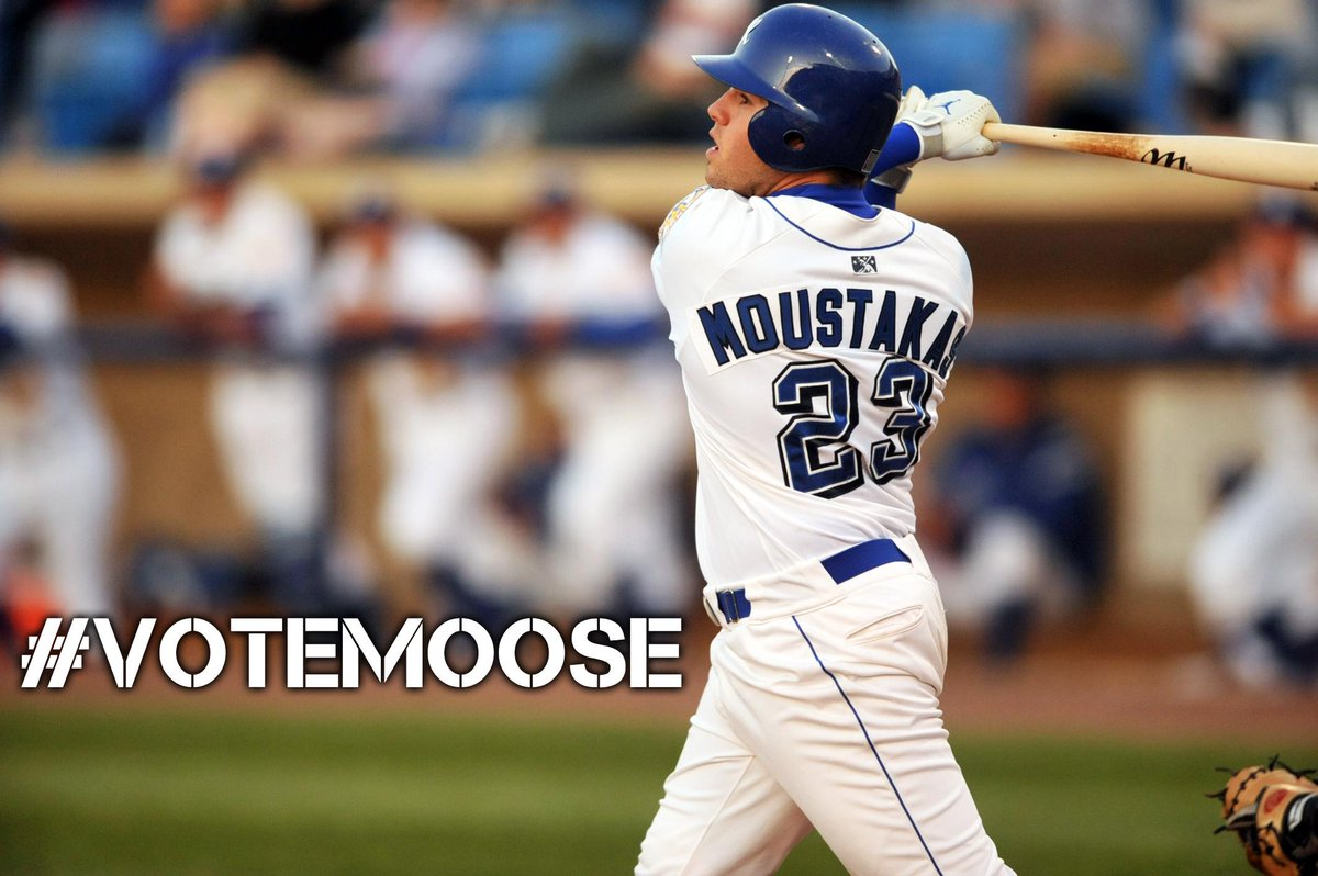Let's help a former Rock join his @Royals teammates at the #2015ASG! #VoteMoose today! http://t.co/Gapy53KcRK