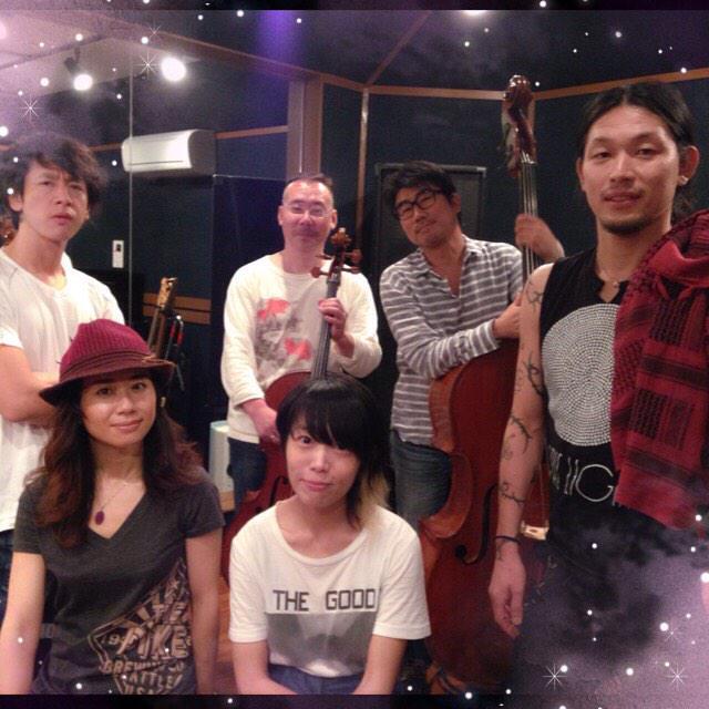 このメンバーたちで13日、月曜日ブルーノート東京でお待ちしています。 届け…届いて @seiji_kameda @BlueNoteTokyo #jwave #radiko #bntokyo http://t.co/Jll8SEAQSo http://t.co/vKDFLaGE08