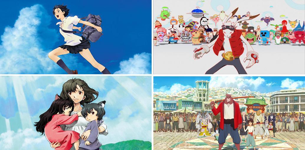 明日から細田監督の作品である「バケモノの子」の上映が開始するぞ。「時をかける少女」、「サマーウォーズ」、「おおかみこども