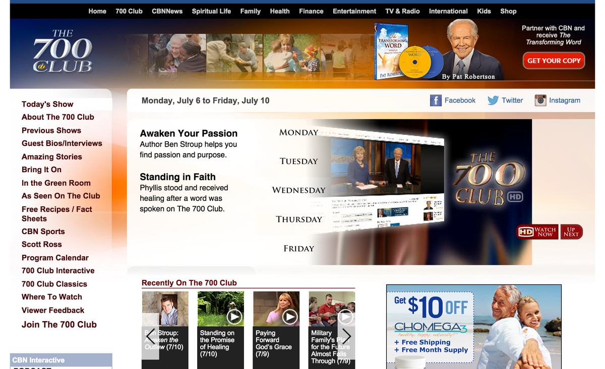 This is happening today! @700club http://t.co/nRyGSnR1oQ #theoutlawbook http://t.co/TJipm3EvRg