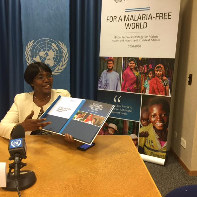 "Just launched! ""Action and Investment to #DefeatMalaria 2016–2030"". Find out more here: http://t.co/1hvWU5gO4b #FFD3 http://t.co/By8cvGTjSn"