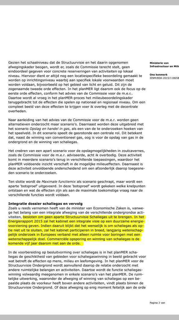 BREAKING NEWS: Het is afgelopen met #schaliegas #fracking in Nederland!!!!!!!!  http://t.co/t9LIyCvhFX http://t.co/D6phzUGTaW