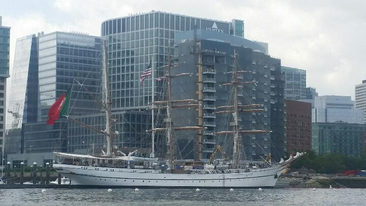 Another view of the tall ship  from Portugal http://t.co/ZeVTPWiaVk