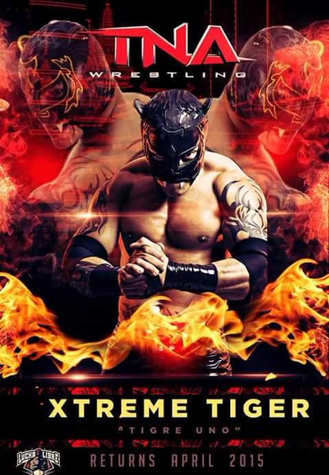 #Mexican Wrestler @tnatigreunoxt Is Muy Mad @realDonaldTrump Throws it down http://t.co/kQuyKNyoJY @DestAmerica http://t.co/uFzxn1c0bz