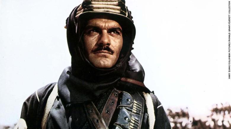 Sad news - Legendary actor Omar Sharif dies at 83 http://t.co/twvGHuR7og http://t.co/l9cFBFCibC
