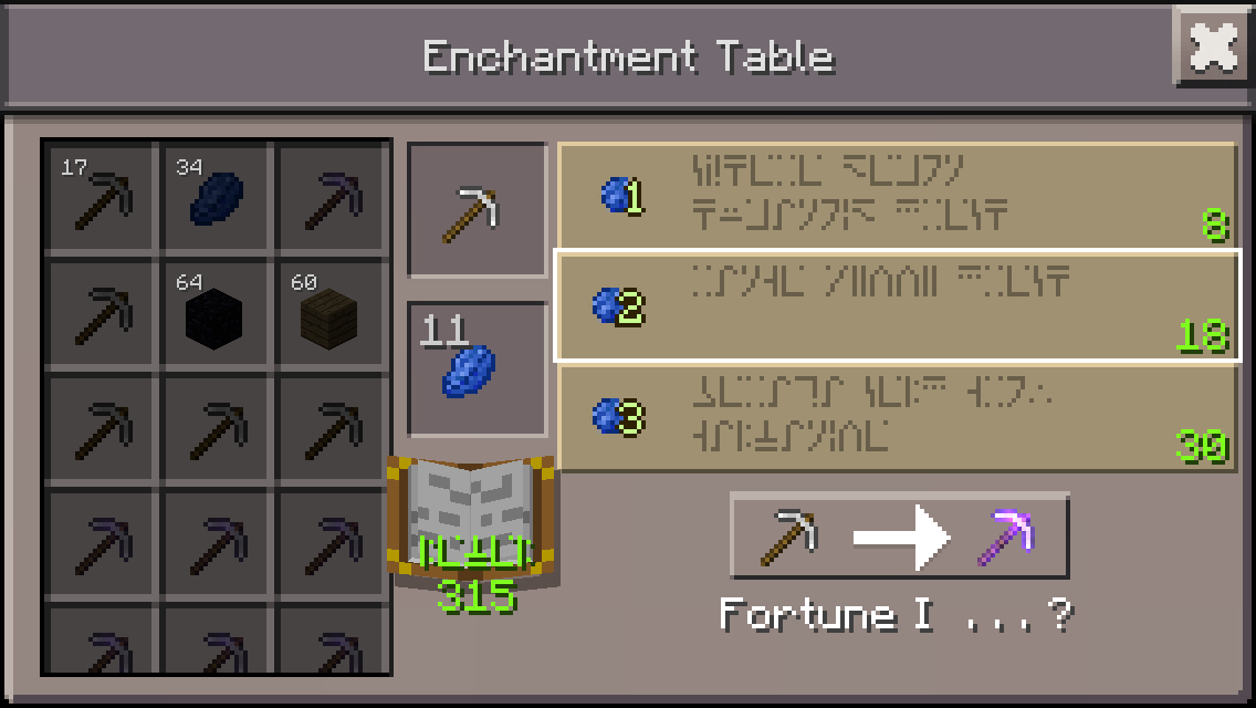 how to build an enchanting table in minecraft windows 10