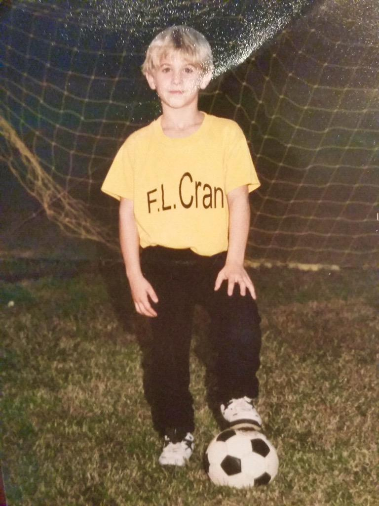 He traded in his soccer dreams so he could play in this All-Star Game! #VoteDozier @Twins @MNUnitedFC http://t.co/fN4VeCB6zB