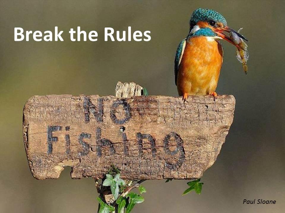 Break the Rules. #quotes #innovation https://t.co/oNltVvnuGN