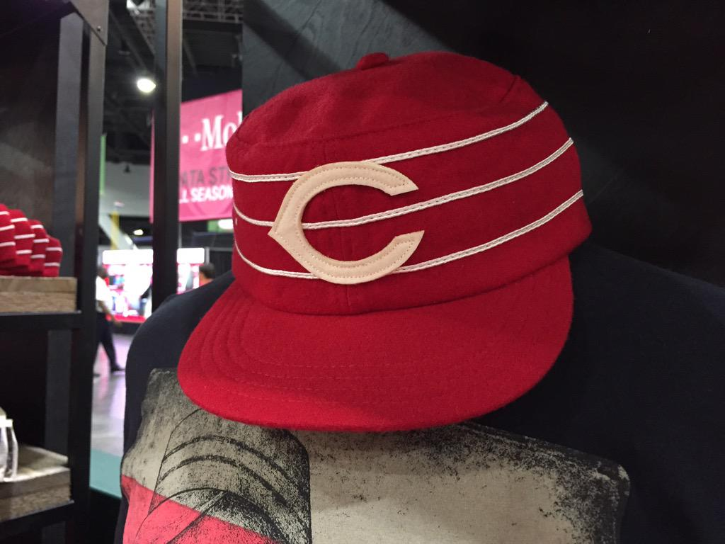This American Need pillbox #Reds hat is legit. At #fanfest store. #VoteCueto http://t.co/NHGbjfSYZW