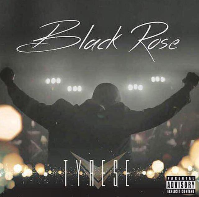Shouts to my Bro @Tyrese just dropped #BlackRose today! Go support now! http://t.co/zSgNgvhKgt #NeverstopNeversettle http://t.co/PYOrvI19Ph