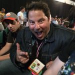 RT @ABC7George: Look who I'm sitting with at the #StarWars panel at #ComicCon2025. It's @greggrunberg who's in the film.