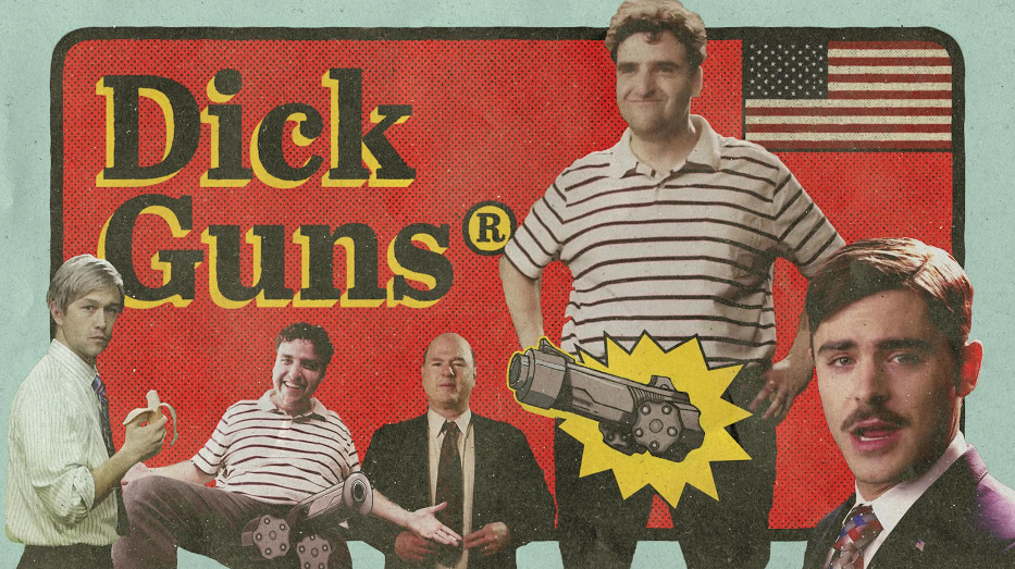 RT @hitRECord: Wanna watch #DickGuns again? Of course you do. You can watch it (for free!) here: http://t.co/OmXEwtQ0YH http://t.co/hb0Pmb3…