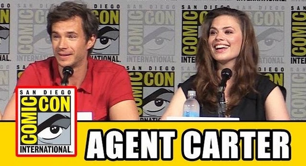 Agent Carter Comic Con Panel Video - Hayley Atwell, James D'Arcy  http://t.co/XtfmRxoUuK http://t.co/6o7Uxyw5bX