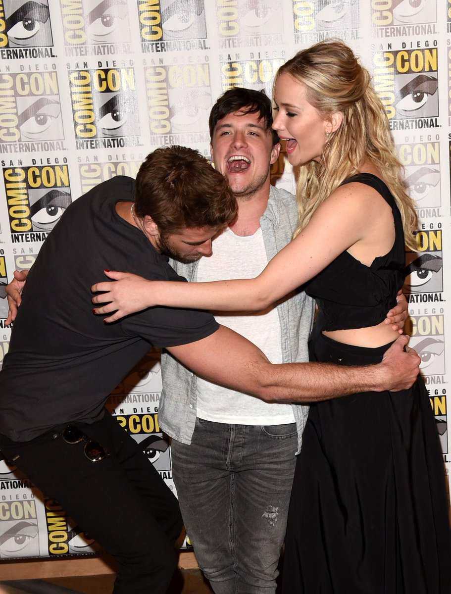 'Hunger Games': The 16 Most Heart-Meltingly Adorable Pictures From